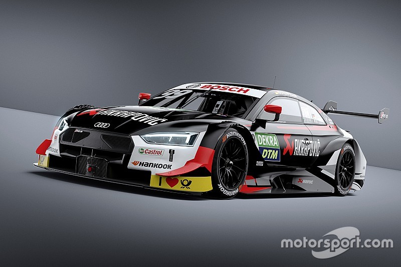 Gallery: Audi reveals its 2019 DTM liveries