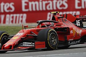 Ferrari niet blij met besluitvormingsproces over banden