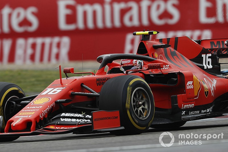 Ferrari loads up on mediums for Montreal F1 weekend
