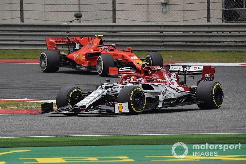Ferrari hopes Alfa will take control electronics soon