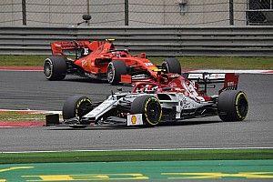 Ferrari berharap Alfa segera ganti kontrol elektronik