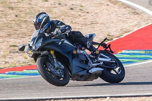 Spotted: New Triumph Daytona 765 Undergoes Testing In Spain