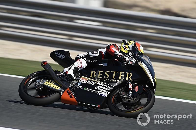Moto3, Termas de Rio Hondo, Libere 1: Masia precede Fenati e Arbolino