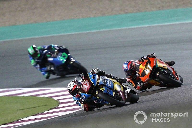 Los nuevos horarios del GP de Qatar de Moto2 y Moto3