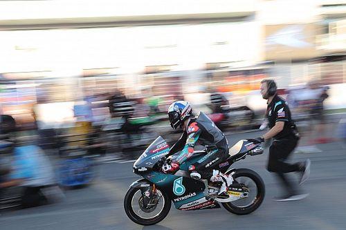 Moto3 Arjantin 2. antrenman: McPhee lider, Can 17.