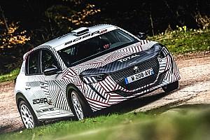 Peugeot 208 : déjà la version rallye!