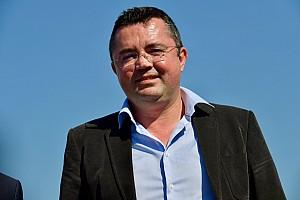 布利耶出任法国大奖赛总经理
