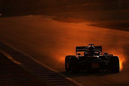 Kumpulan foto terbaik pekan kedua tes F1 Barcelona