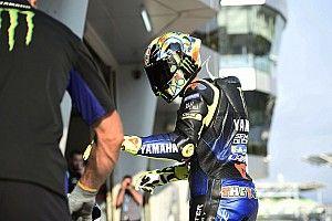 """Rossi: """"Cadalora estaba centrado en la moto; Gavira en mi pilotaje"""""""