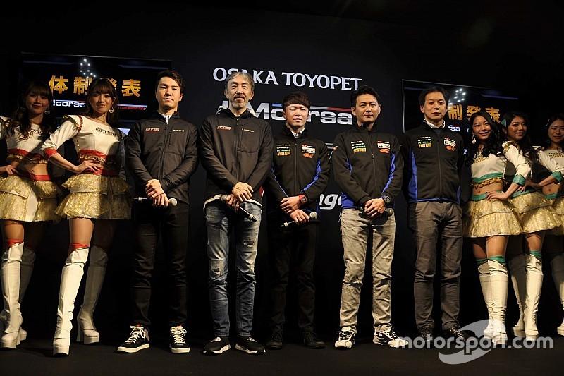 「今年こそは勝つ!」60号車LMcorsa吉本大樹、新シーズンへの誓い