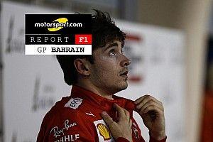 Motorsport Report: Leclerc è la stella Ferrari che brilla in Bahrain, mentre Vettel si spegne