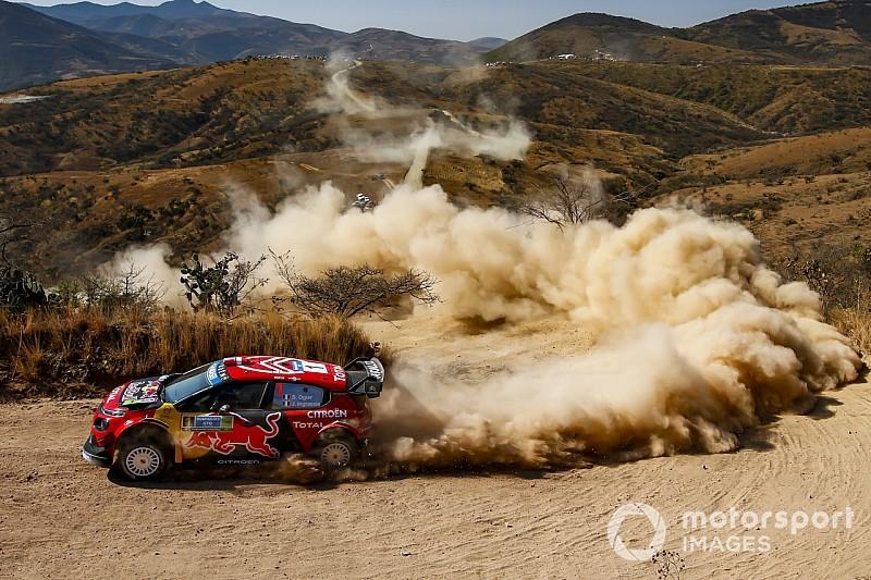 WRC Mexico: Ogier aan de leiding na malheur Mikkelsen