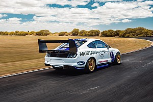 Mustang was a 'rude shock' for Supercars – Dane