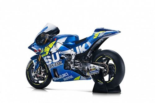 Suzuki провела презентацию перед новым сезоном MotoGP