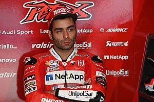 """Petrucci: """"È difficile fregare i piloti davanti, io devo sempre recuperare il gap"""""""