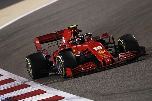 Ferrari: A Leclerc le falta su confianza habitual en Bahréin