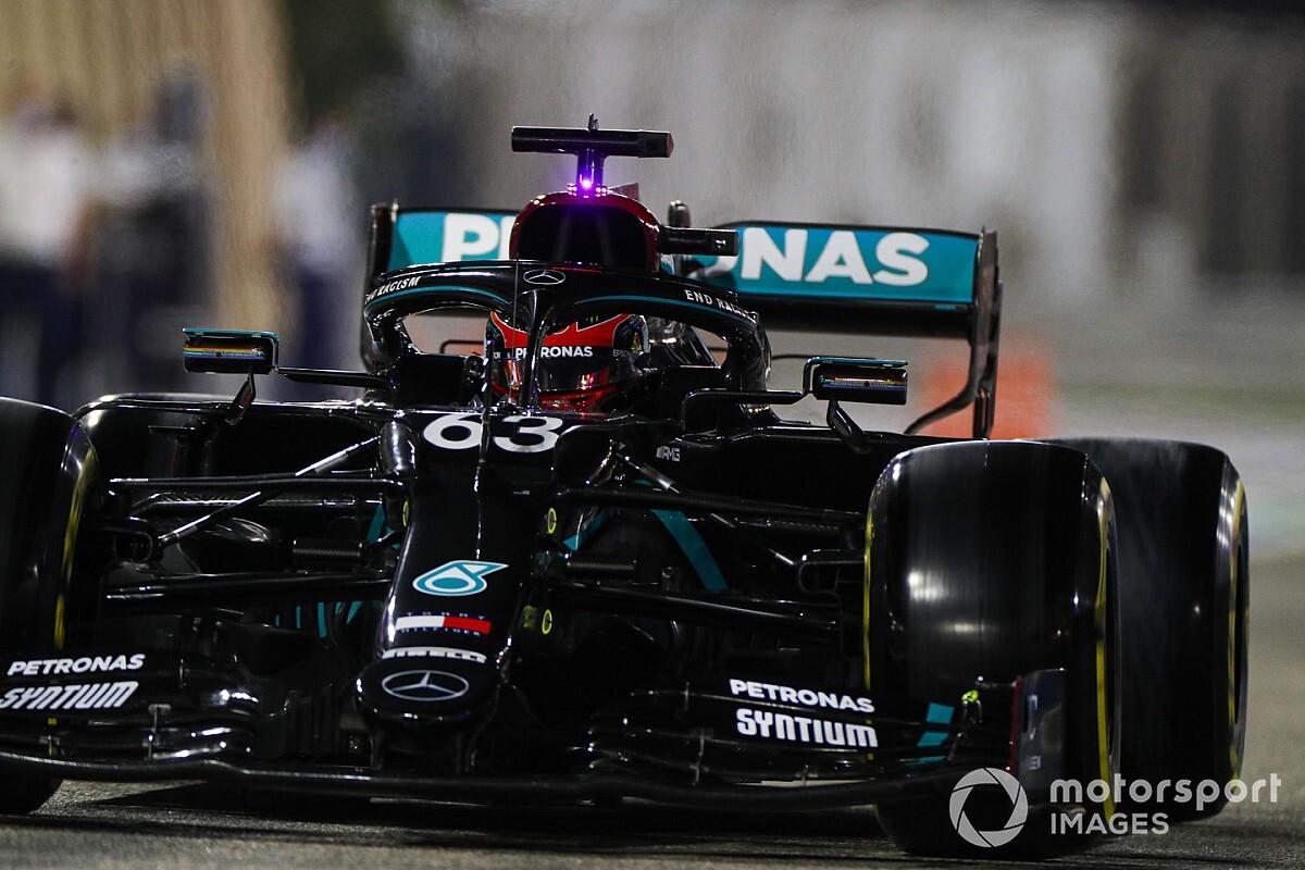 """Wolff verklaart blunder bij Mercedes: """"Radio werkte niet goed"""""""