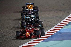 Le podium est encore loin pour Ferrari