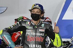 Rossi tras su cuarto puesto en Qatar: mi tiempo es alucinante