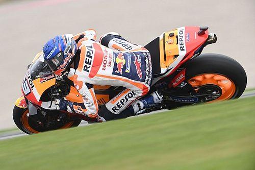 Marquez, Aragon tarzı bir yarış çıkarmayı beklemiyor