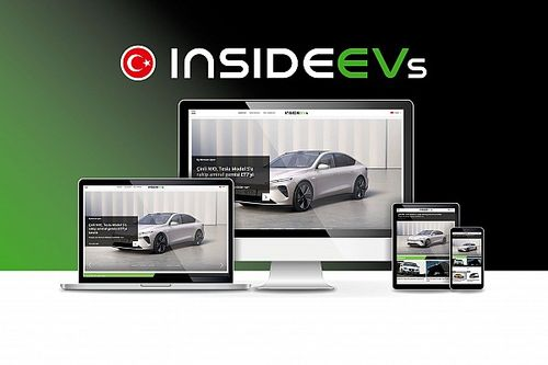 Motorsport Network launches INSIDEEVS Turkey