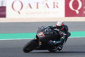 Vierge, Canet y Navarro lideran el test de Moto2