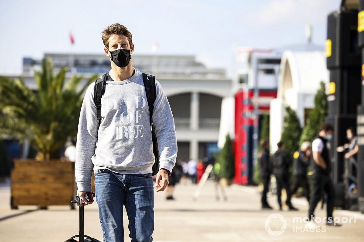 """Grosjean can """"put fear aside"""" for Indy 500 bid"""