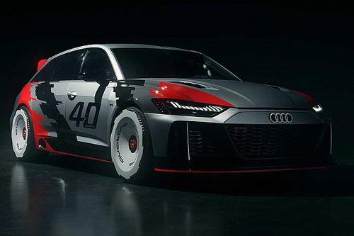Audi RS6 GTO Takes After The 90 Quattro IMSA GTO