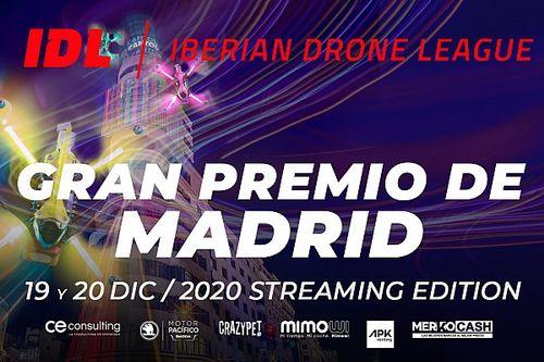 Streaming: la final de la Iberian Drone League, desde Madrid