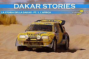 Dakar, una storia che parte dall'Africa