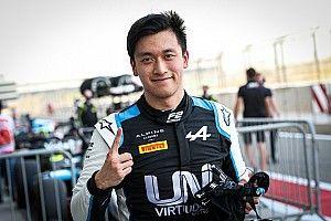 Menyelisik Guanyu Zhou dari Sneakers, Kobe Bryant hingga F1