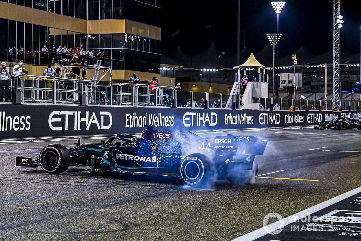 Hamilton: majd akkor hagyom el az F1-et, ha…