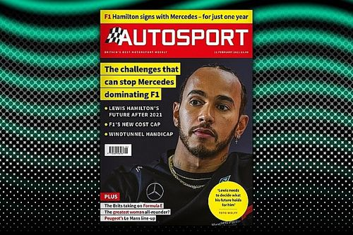Magazine: The challenge that can stop Mercedes' F1 domination
