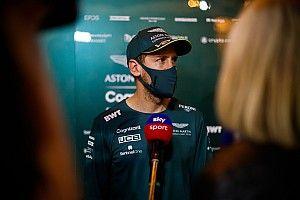 """Vettel: """"Önümde yıllar var"""""""