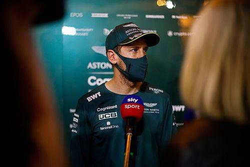 Stroll: Vettel ofrece comentarios sabios sobre el AMR21