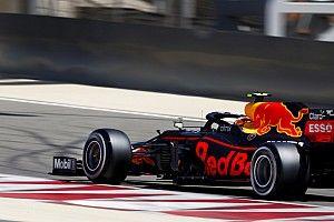 VIDEO: la vuelta rápida de Pérez en los test de Bahréin