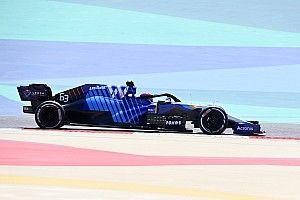 Russell, Mercedes'le olan ilk sürüşünün ardından 'rahatlamış'