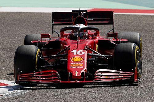 Leclerc: no pensábamos que pudiéramos ser tan competitivos