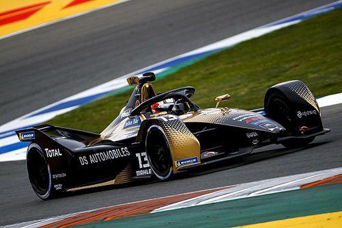 Valencia E-Prix 1. antrenman: Da Costa ve Techeetah hızlı başladı