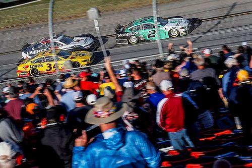 McDowell backs up Daytona 500 win with Talladega showing