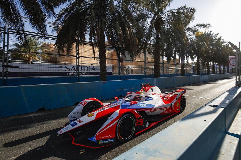 السعوديّة تفتتح موسم 2021-2022 من بطولة الفورمولا إي