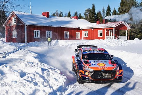 WRC future focused on Chinese manufacturers, hybrids and action