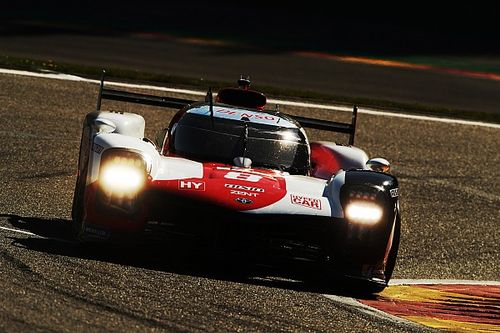 Toyota przed LMP2