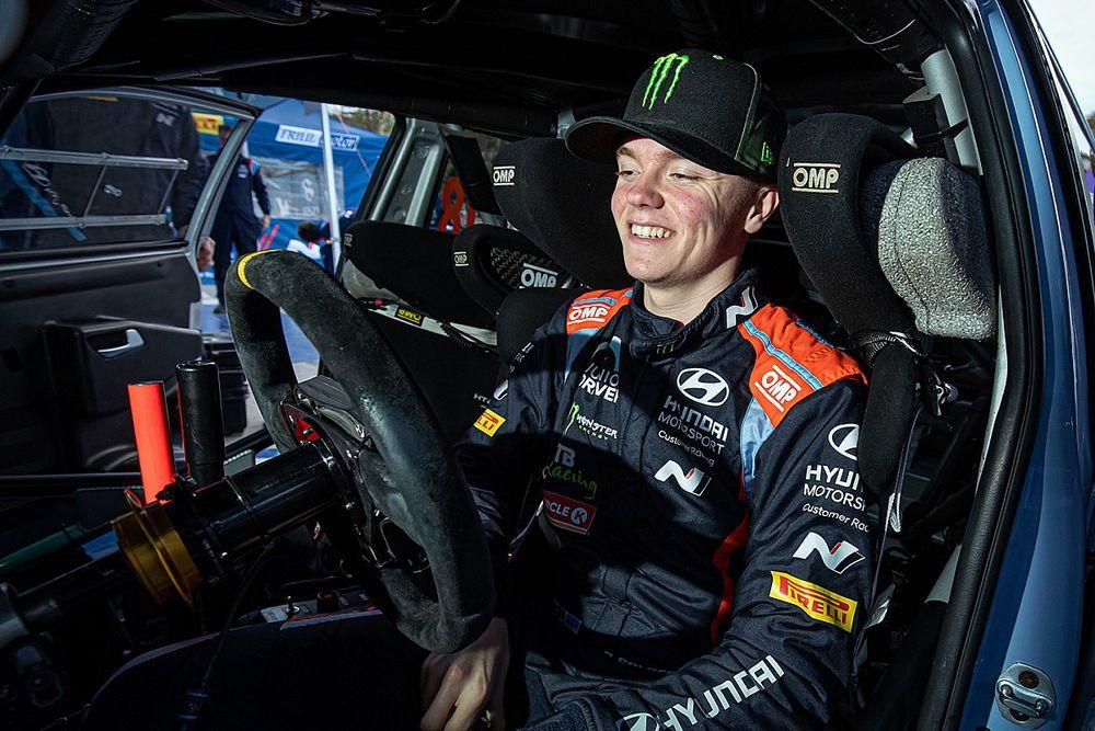 Solberg de retour en WRC au Rallye d'Espagne