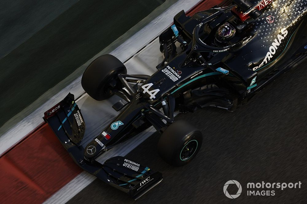 The 'four pillars' that committed Mercedes to F1