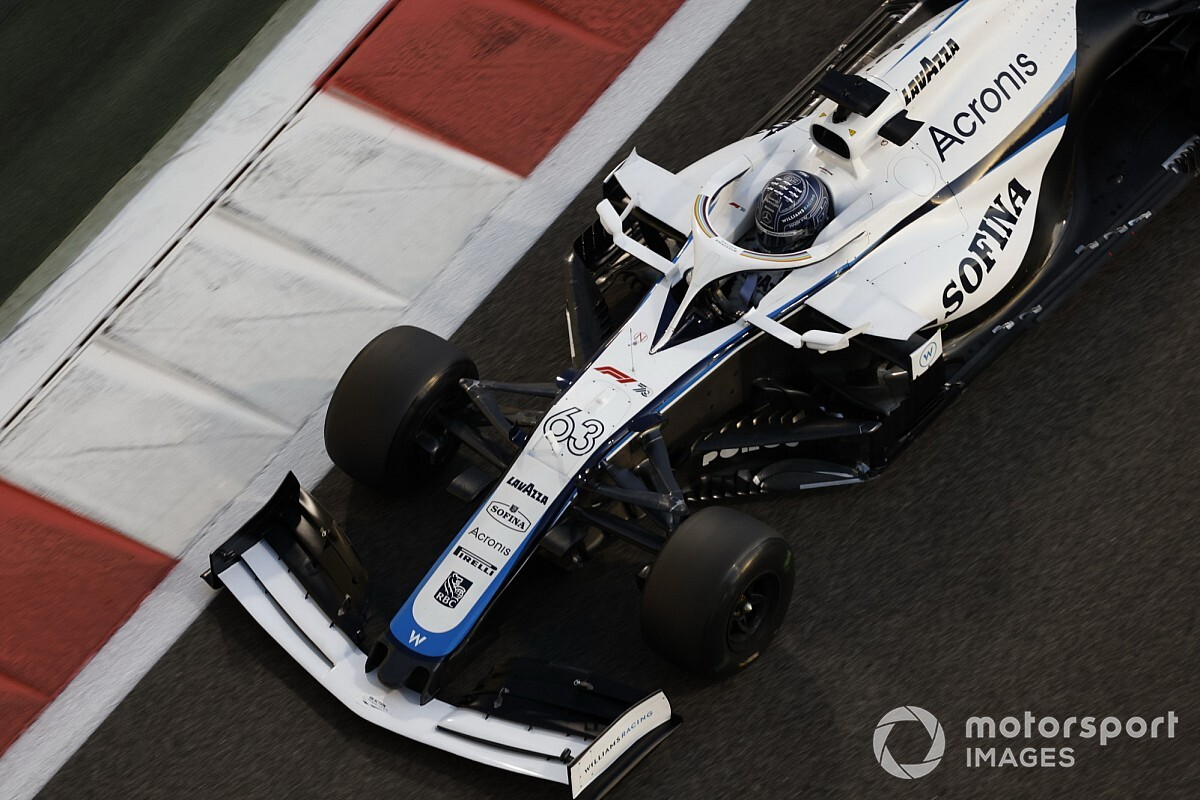 Russell suggesting Williams changes after Mercedes experience
