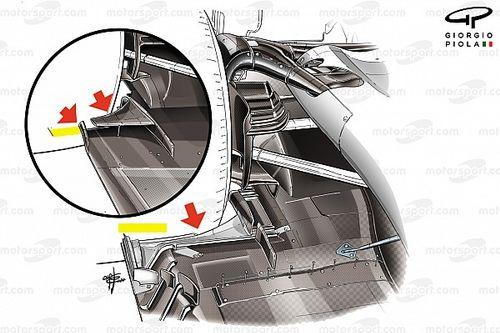 Fondi 2021: la Haas propone un flap, la Red Bull un deviatore di flusso