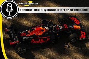 Podcast F1: analisi Qualifiche del GP di Abu Dhabi