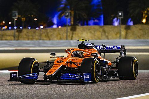 Változás: Norris McLarenjében motort cseréltek, csak a mezőny végéről rajtol!