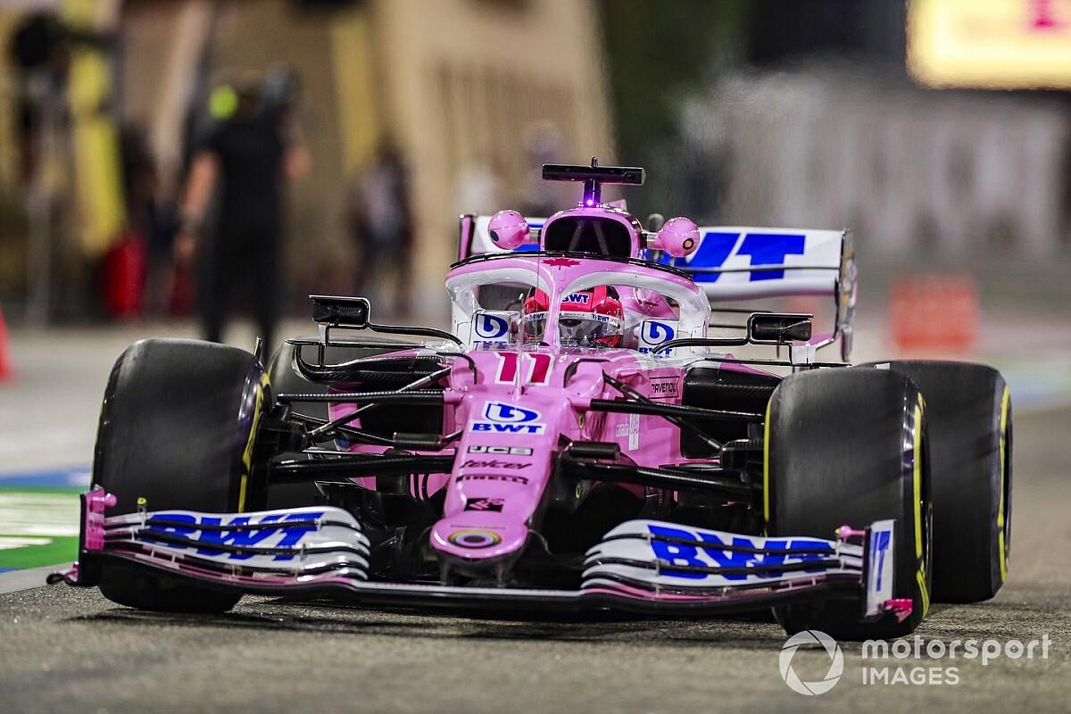 Pérez et Magnussen seront pénalisés sur la grille à Abu Dhabi